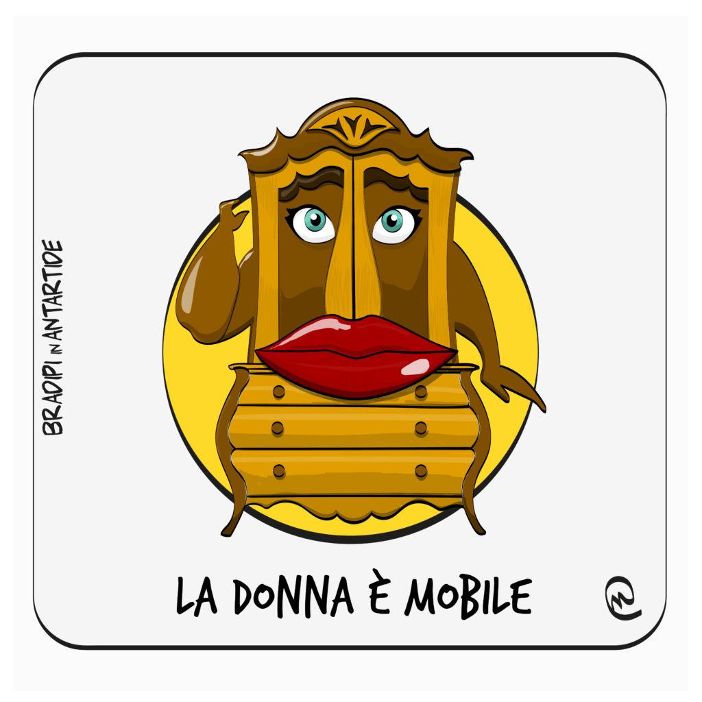 La donna è mobile